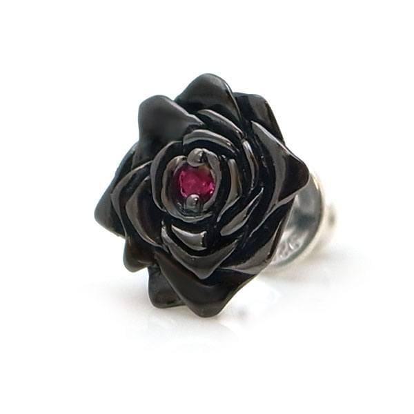 薔薇 アクセサリー ブランド