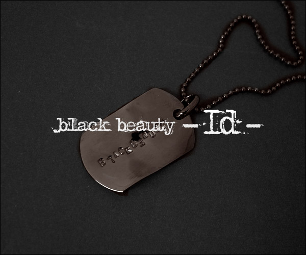 black beauty - Id.-